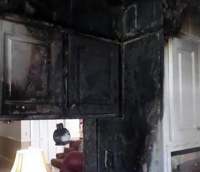 Fire Damage - Tampa Home