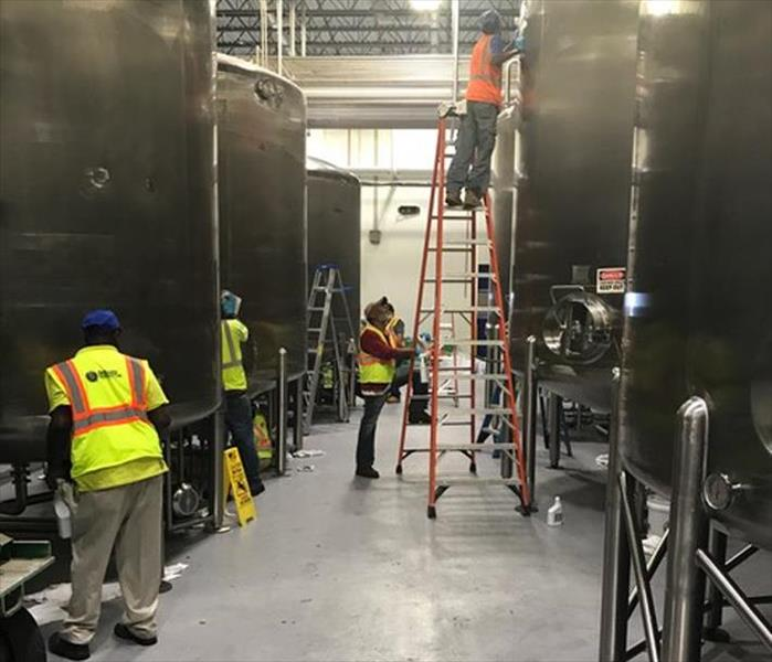 Commercial Cleaning in Tampa