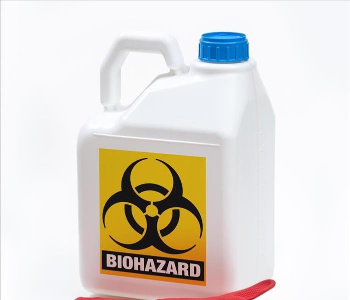 Commercial Tampa Commercial Structures Benefit from SERVPRO's biohazard Cleanups